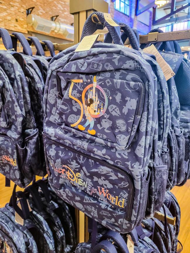 backpack_disney-celebration-collection_walt-disney-world-50th-anniversary-merch_lazar