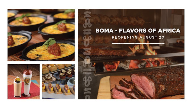 boma – flavors of africa reopening_disney-parks
