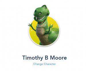 change character in mde