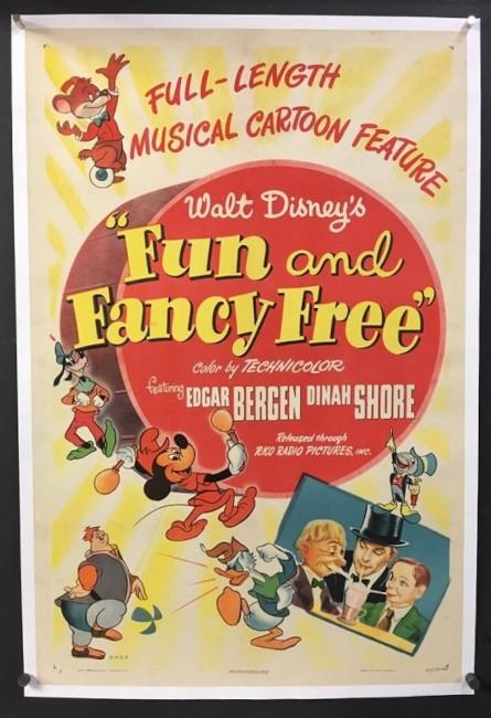 fun-and-fancy-free-film-post_disney classic disney movies