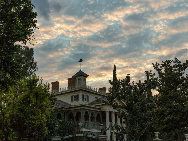Today in Disney History, 1969: Haunted Mansion Opened at Disneyland