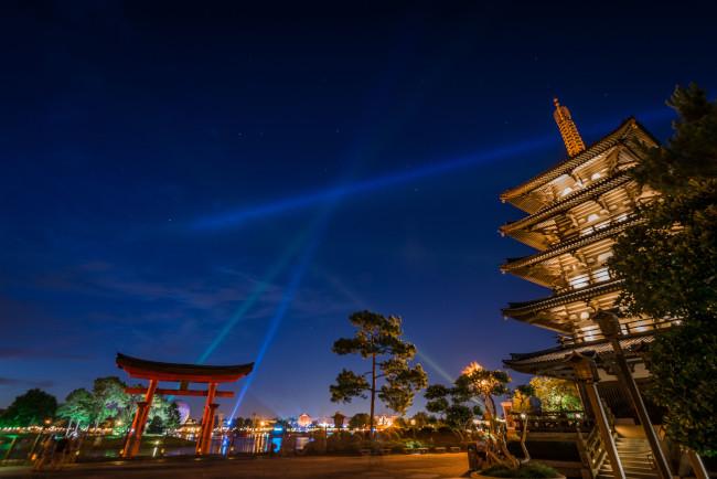 japan-pavilion-night_what-does-disney-world-look-like_wang