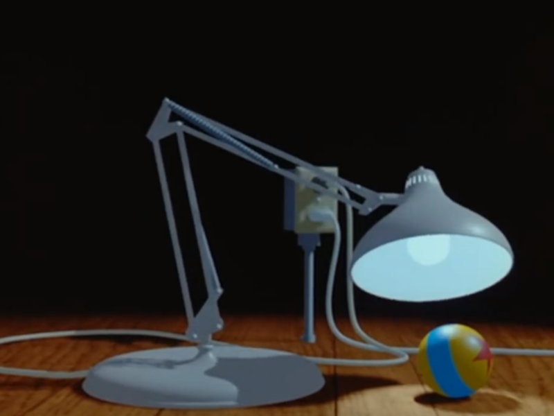 """Today in Disney History, 1986: """"Luxo Jr."""" Became Pixar's First Animated Project"""