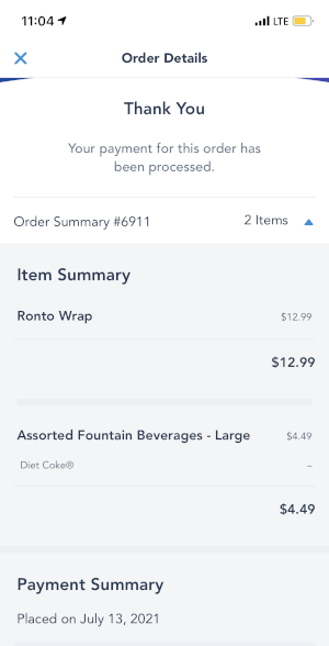 mobile-receipt-food_my-disney-experience