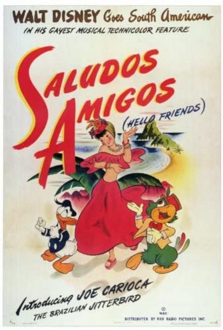 saludos-amigos-film-poster_disney disney animated movies