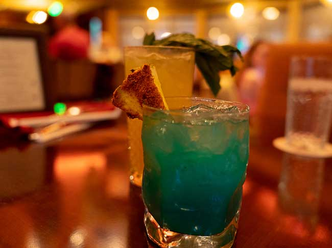 Animal Kingdom 50th Anniversary Drink Nomad Lounge Fire Fly_Shuster
