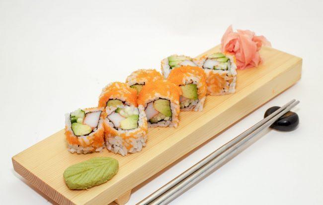 Kimonos - Kimonos Roll - 2021 Swan and Dolphin Food & Wine Classic