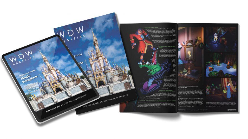 WDW Magazine October 2021