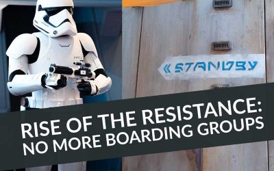 No More Boarding Groups: Rise of the Resistance Standby Line is Coming