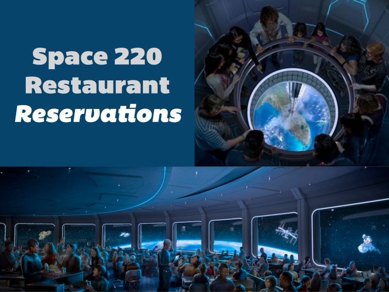 Space 220 Reservations: Everything You Need to Know