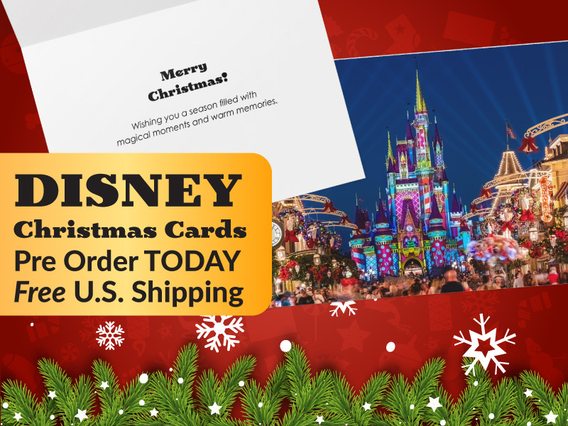 Tap here to pre-order YOUR Christmas Cards TODAY!