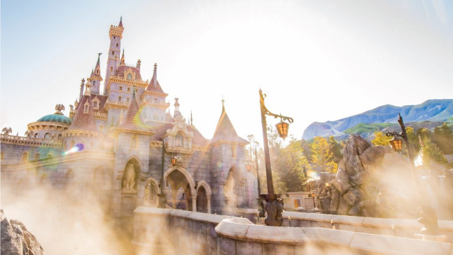 beauty-and-the-beast-expansion_tokyo-disneyland_beast-castle_disney
