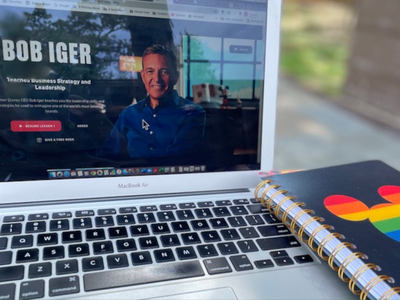 12 Magical Moments from the Bob Iger MasterClass