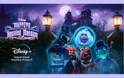 Celebrate Muppets Haunted Mansion at Walt Disney World, Disneyland