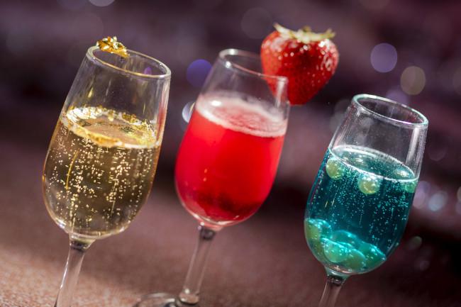 champagne-flight_walt-disney-world-50th-anniversary-meny_food-and-drink_disney