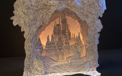 Make Your Own Cinderella Castle Thanks to Disney Paper Parks
