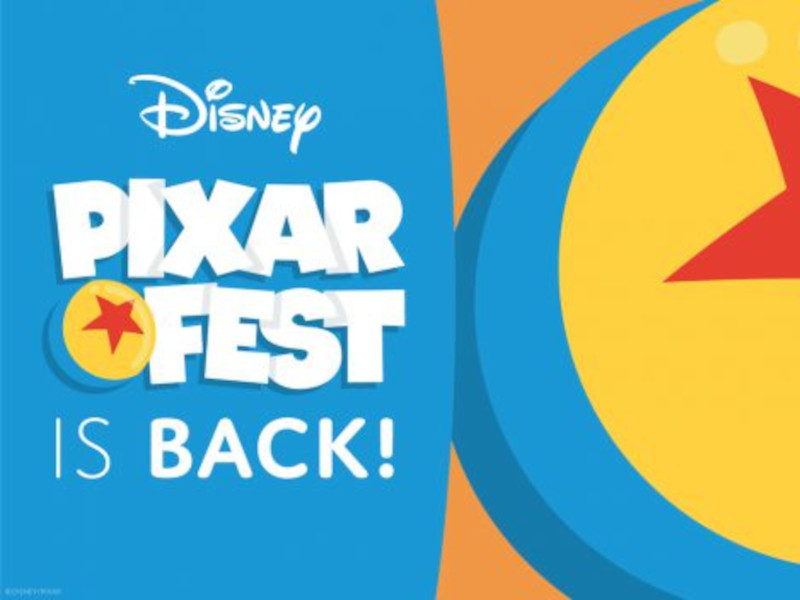 How You Can Celebrate Pixar Fest 2021