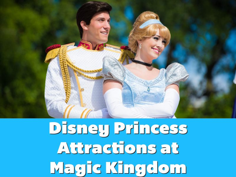 Disney Princess Attractions at Magic Kingdom: The Ultimate Guide