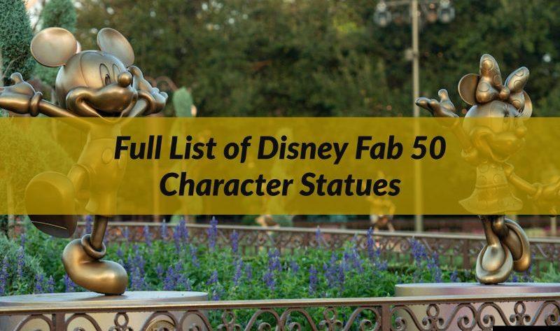 list-of-disney-fab-50-character-statues