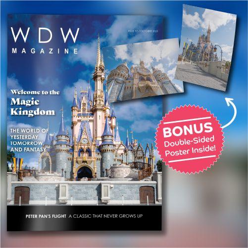 october-2021-wdw-magazine-magic-kingdom-cinderella-castle-poster