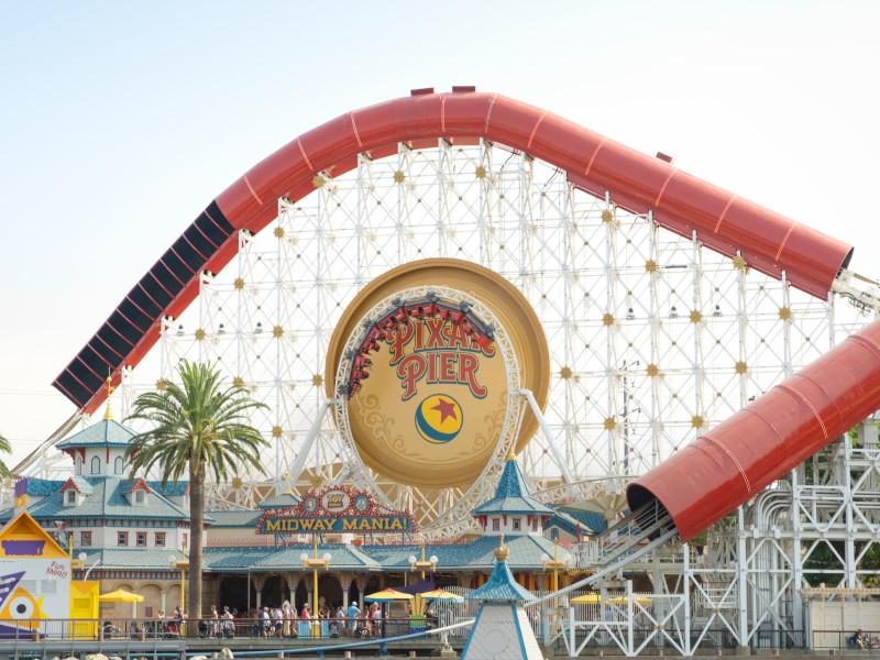 What to do at Pixar Pier in Disney's California Adventure