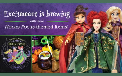 This 2021 Hocus Pocus Merch Will Put a Spell on Your Wallet