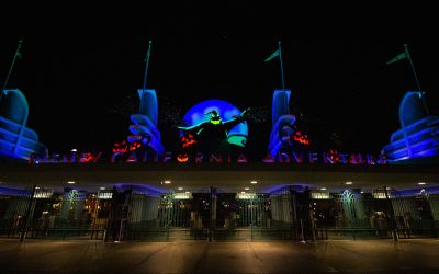 PHOTOS: 2021 Oogie Boogie Bash Delivers Tricks and Treats at Disneyland