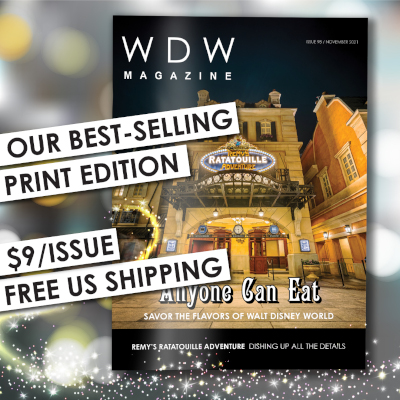Start Your Quarterly Print Subscription with our November Issue!