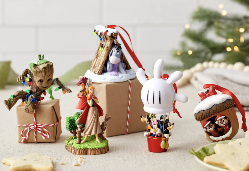 Our Top 5 Favorite 2021 Disney Christmas Ornaments from shopDisney