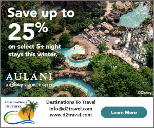 Get Away This Winter With a Magical Offer!