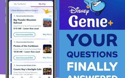 Disney Genie App Preview How to Get Genie Pass