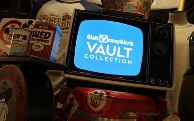 Fort Wilderness 50th Anniversary Merch: The Vault Collection Goes Camping