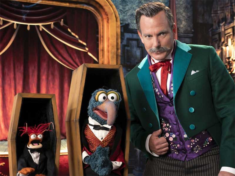 Welcome Foolish Muppets: All the Muppets Haunted Mansion Easter Eggs