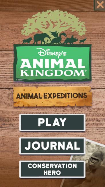 Animal Kingdom Animal Expeditions mobile game