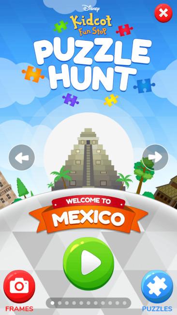 Kidcot Fun Stop Puzzle Hunt
