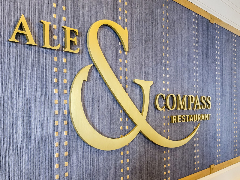 REVIEW: Ale & Compass Breakfast at Disney's Yacht Club Resort