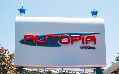 3 Engine-Revving Facts About Autopia at Disneyland