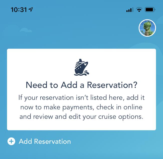 add-reservations_disney-cruise-navigator-app