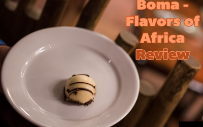 Review: Boma – Flavors of Africa at Disney's Animal Kingdom Lodge