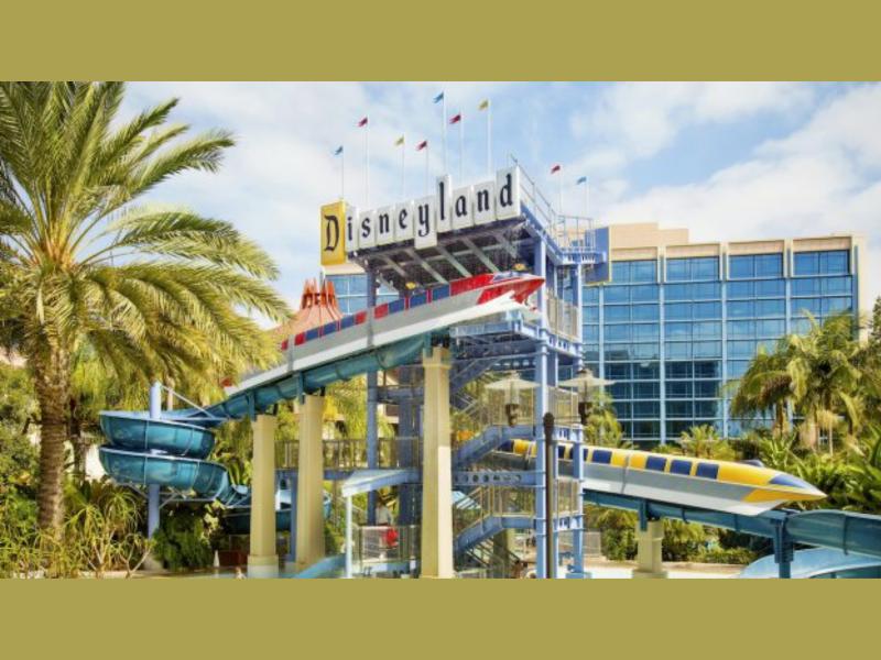 Today in Disney History, 1955: Disneyland Hotel Opening Day