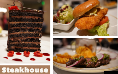 Review: Steakhouse 71 at Disney's Contemporary Resort