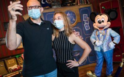 IT'S BACK: Live Entertainment Returns to Walt Disney World Resort