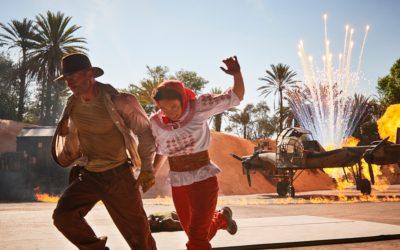Indiana Jones Epic Stunt Spectacular! Reopening Dec. 19