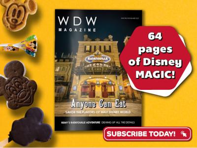 wdw magazine food issue - november 2021
